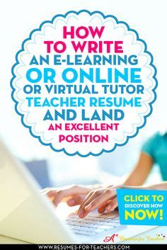 Creating Your Student Teaching Resume